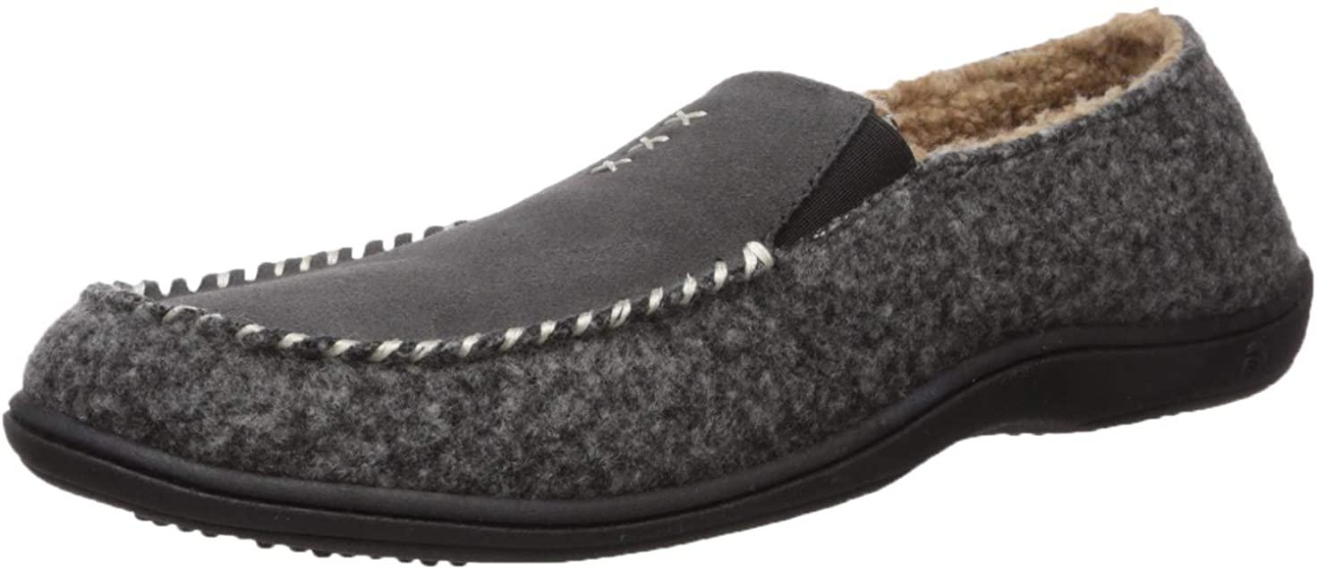 Acorn Men's Crafted Moc Slipper