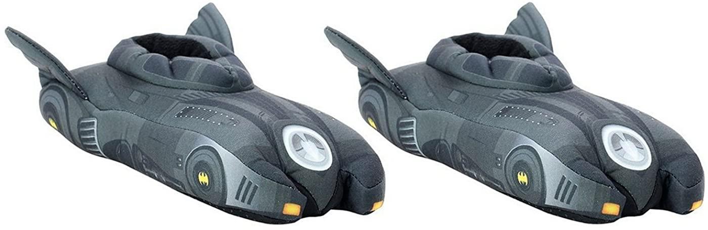 Batman 3D Batmobile Slippers