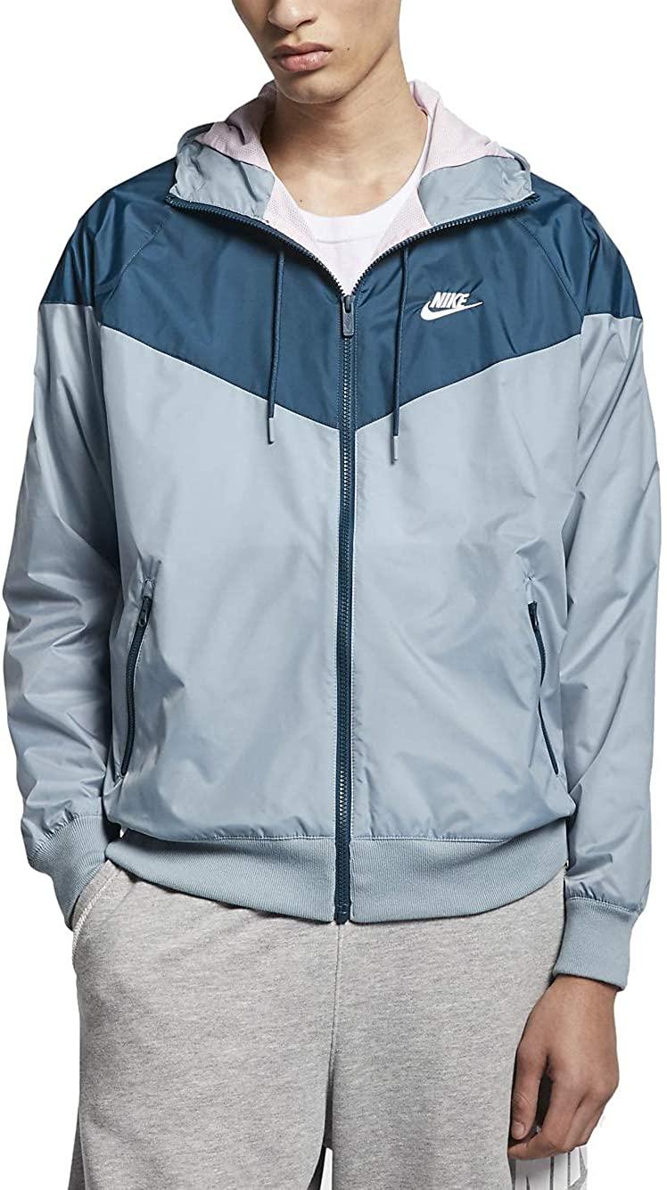 Nike Mens Windrunner Jacket Hoodie Ar2191-041