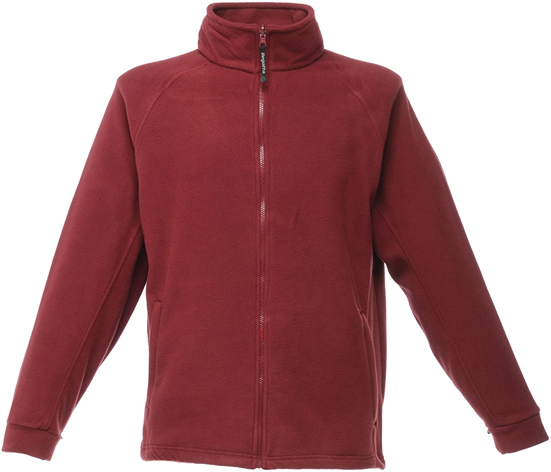 Regatta Mens Thor III Anti-Pill Fleece Jacket (M) (Bordeaux)