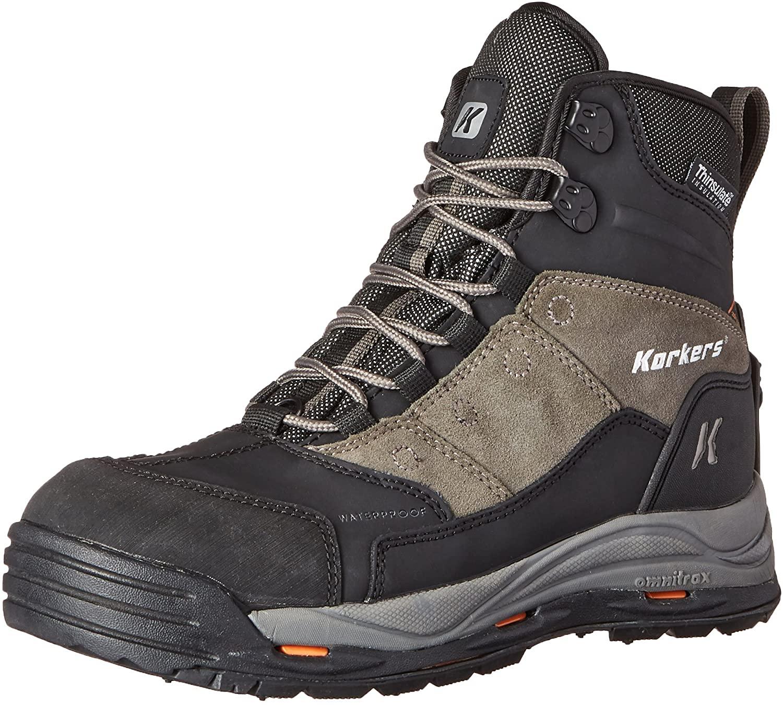 Korkers Footwear Men's Storm Jack Snow Boot