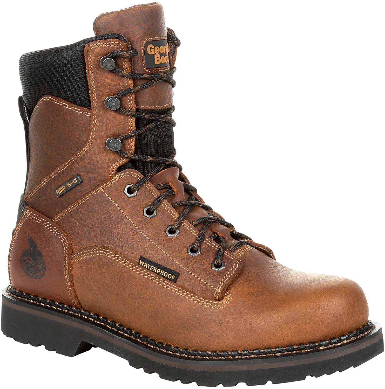 Georgia Boot Men's SPR Leather 10