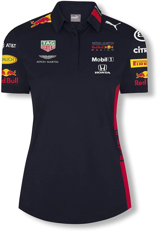 Red Bull Racing 2019 F1 Women's Team Polo Shirt