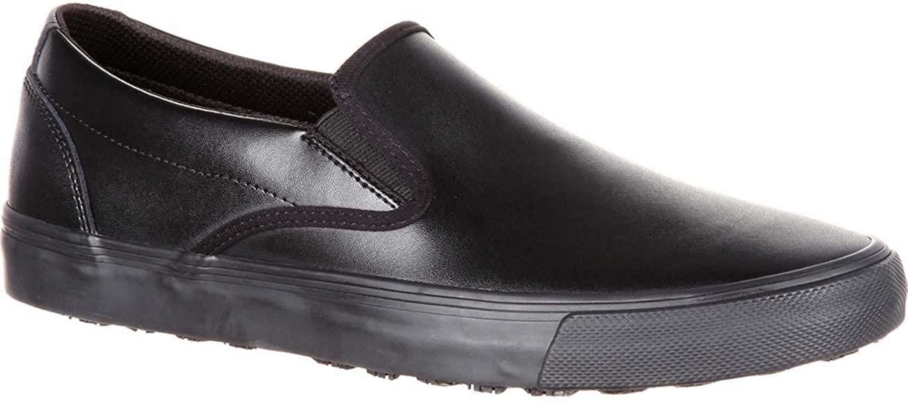 SlipGrips Slip-Resistant Slip-On Skate Shoe