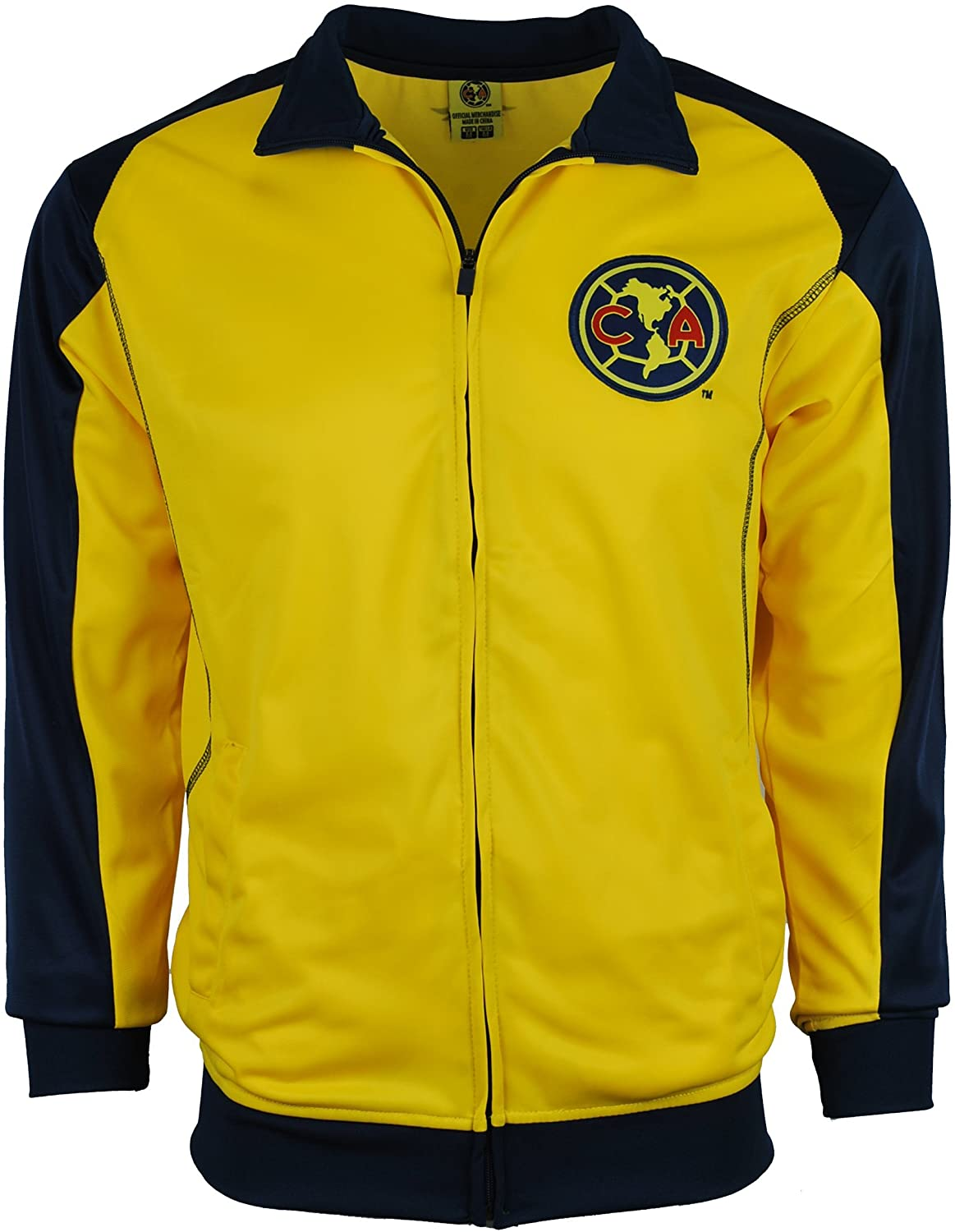 Club America Jacket Track Soccer Adult Sizes Soccer Football Official Merchandise