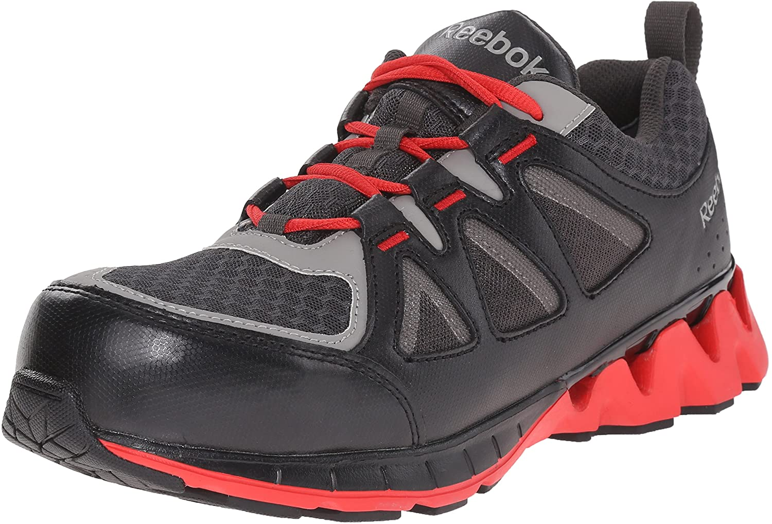 Reebok Work Men's Zigkick Work RB3000 Athletic Safety Shoe