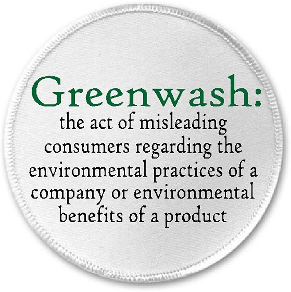 Greenwash Definition - 3