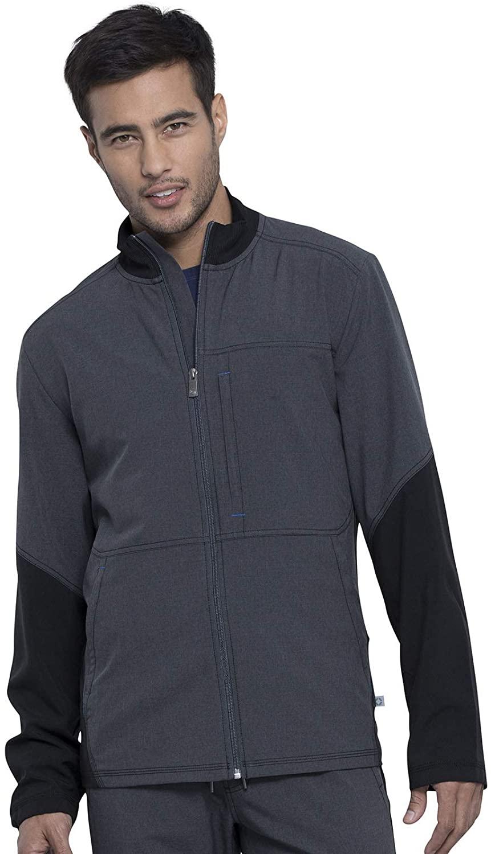 CHEROKEE Infinity Men Men's Zip Front Jacket CK314A