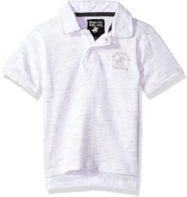 Beverly Hills Polo Club Boys' Short Sleeve Polo