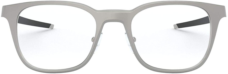Oakley Men's Ox3241 Base Plane R Metal Round Prescription Eyeglass Frames