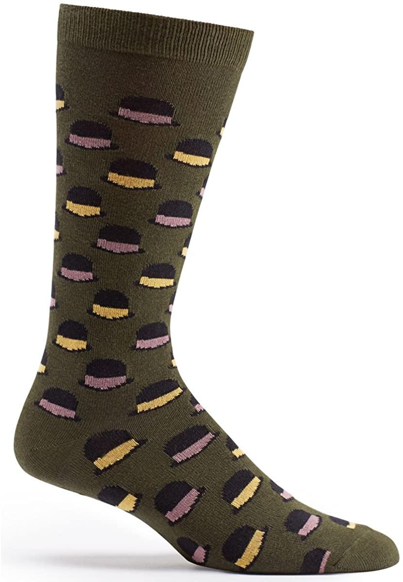 Ozone Men's Magritte Sock, Khaki