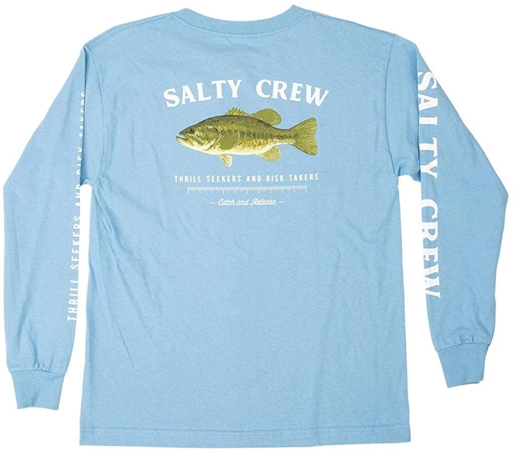 Salty Crew Boys BigMouth Long Sleeve T-Shirt