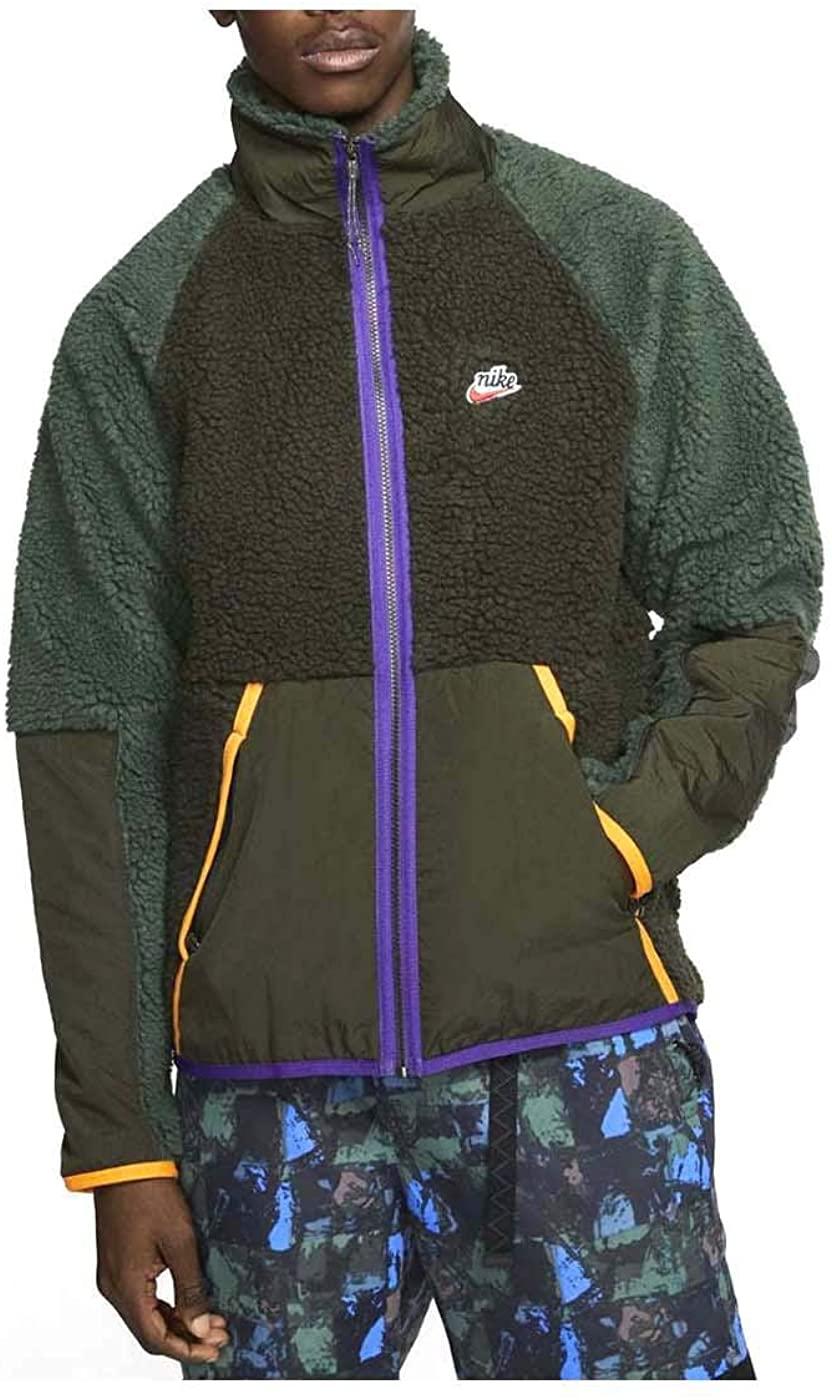 Nike Mens NSW Heritage Jacket Winter Bv3720-355