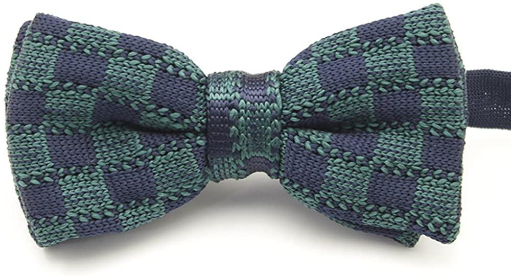 Wsysnl Korean Knotted Bow Tie