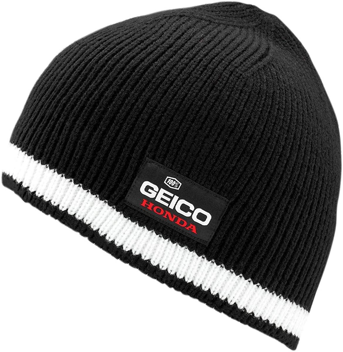 100% Men's Altitude Geico/Honda Beanie Hats