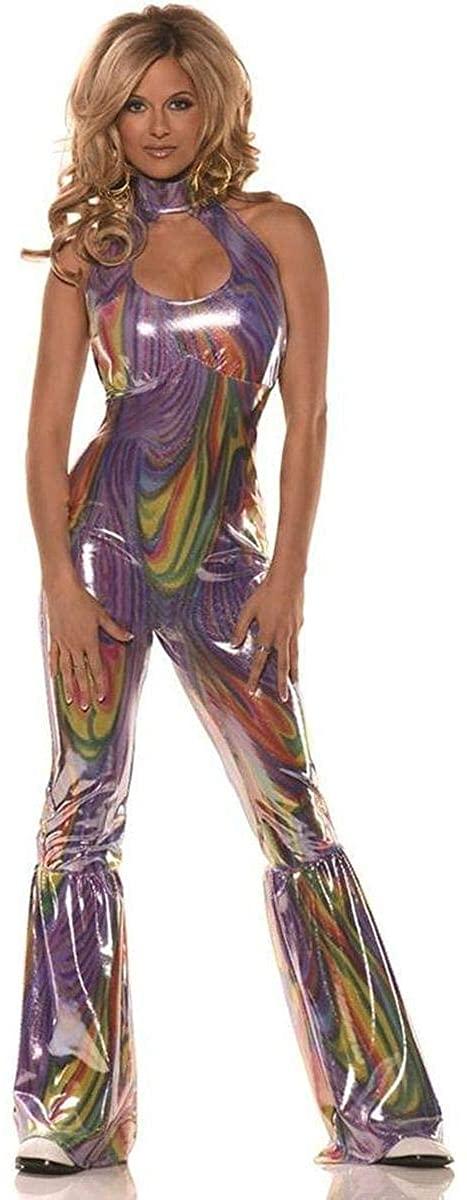 UNDERWRAPS Sexy Disco Boogie Women's Adult Costume