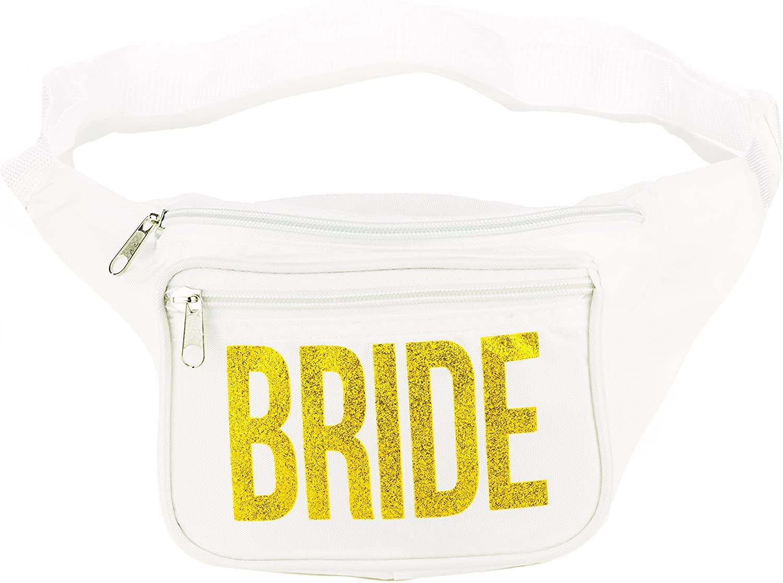 Funny Guy Mugs Premium Wedding Fanny Packs (Multiple Styles Available)
