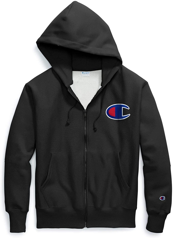 Champion Life Mens Reverse Weave Full Zip Jacket