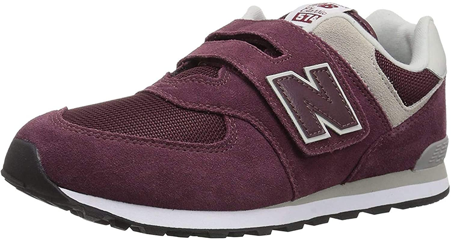 New Balance Kids' 574 V1 Evergreen Sneaker