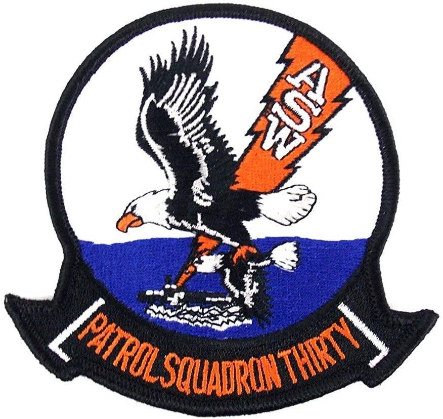 US Navy Patrol Squadron Thirty (VP-30) Pro's Nest Patch