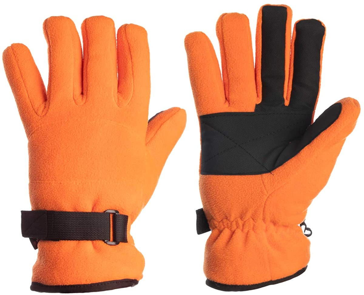 John Bartlett 3M Thinsulate Winter Gloves For Men, Winter Gloves For Women