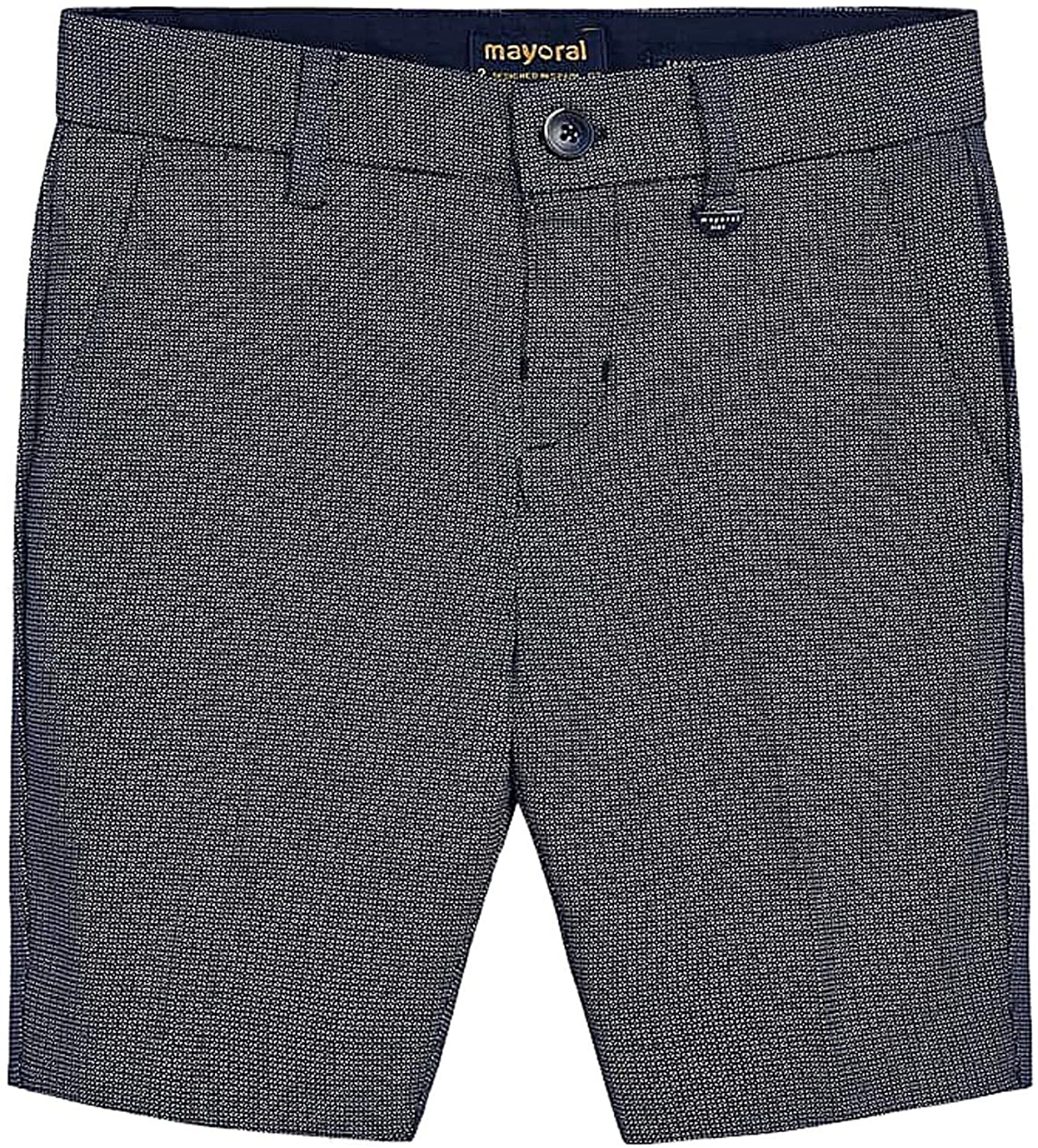 Mayoral - Printed Shorts for Boys - 3252, Navy
