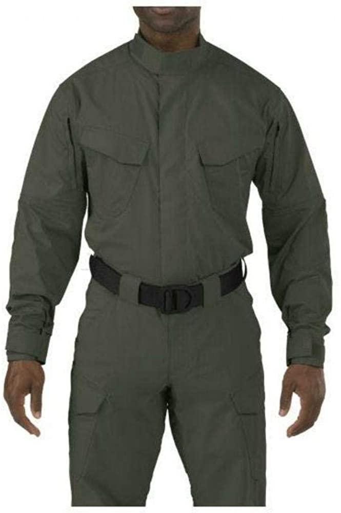 5.11 Tactical Men's Stryke TDU Long Sleeve Shirt, Teflon Fabric, Style 72416