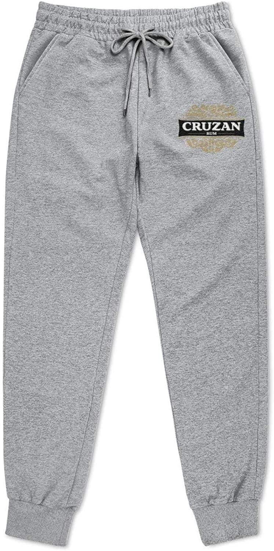 AbbottMacAdam Mens Athletic Pants Cruzan- Casual Breathable Convenient Sweat Absorption Sports Pants