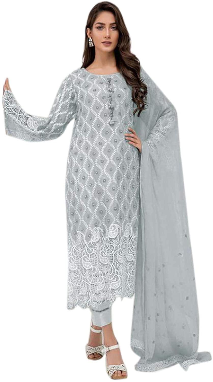 Latest Straight Salwar Kameez Wedding/Party Wear Special Readymade Dresses for Women