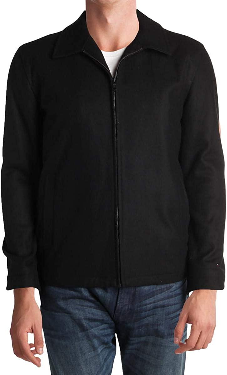 Tommy Hilfiger Mens Winter Wool Coat