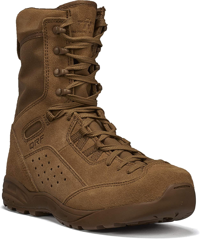 TACTICAL RESEARCH TR Men's QRF Alpha C9 Hot Weather Assault Boot