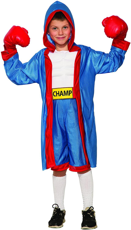Forum Novelties Childs Boxer Boy Costume