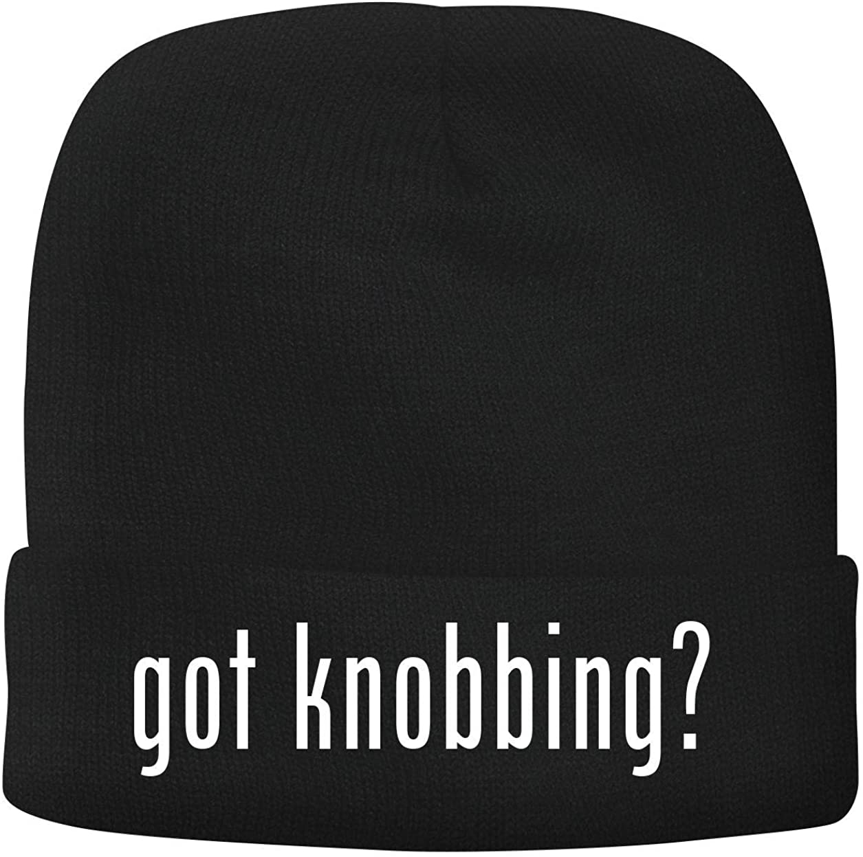 BH Cool Designs got Knobbing? - Men's Soft & Comfortable Beanie Hat Cap