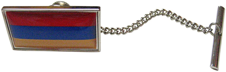 Kiola Designs Armenia Flag Tie Tack