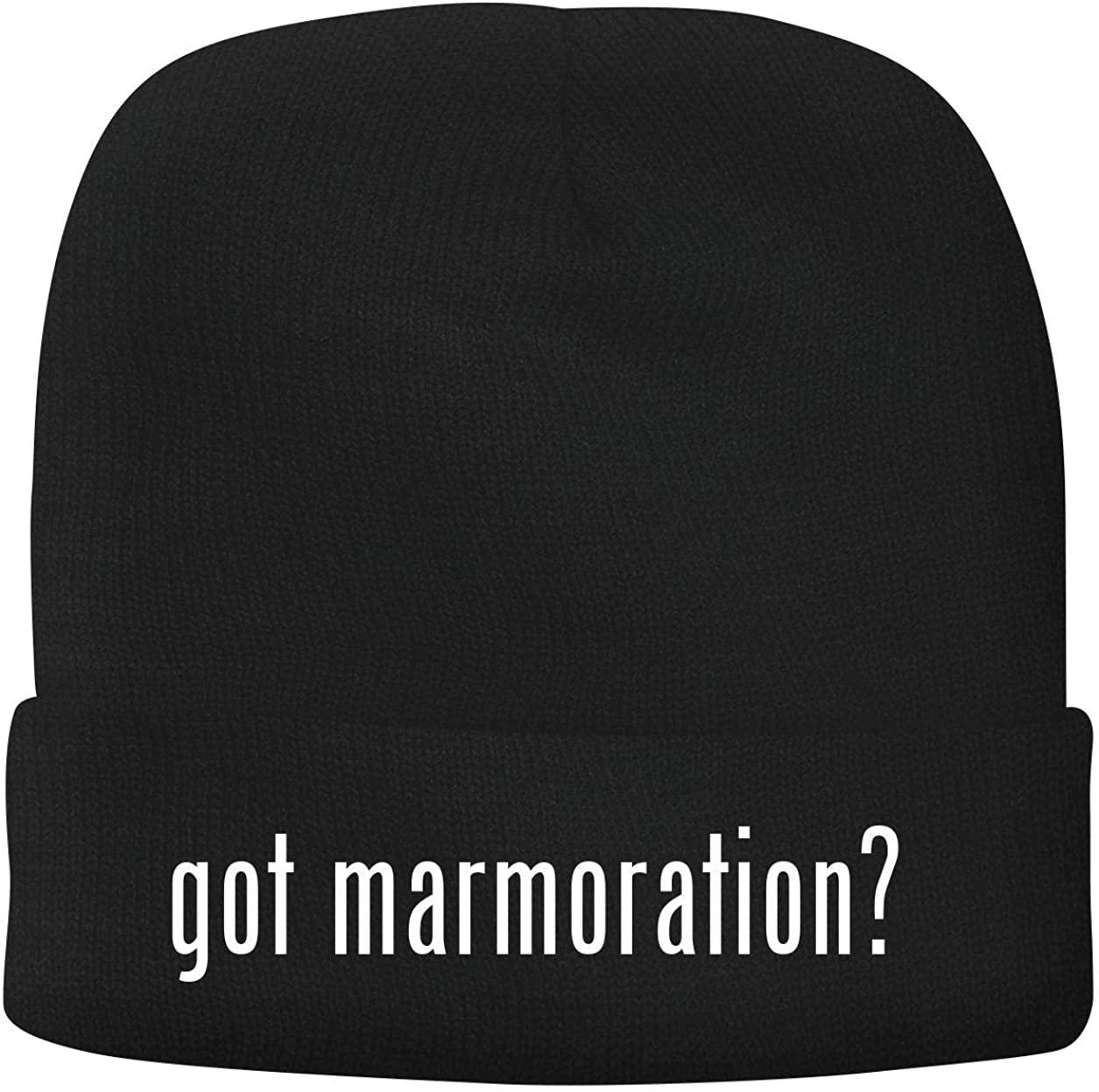 BH Cool Designs got Marmoration? - Men's Soft & Comfortable Beanie Hat Cap
