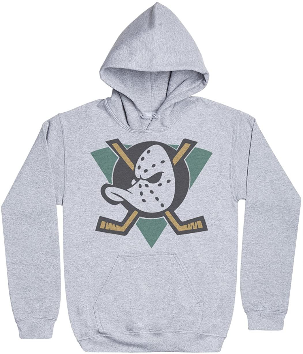Mighty Ducks Men's Novelty Hoodie, Mens Gift, Gift for Him, Mens Top