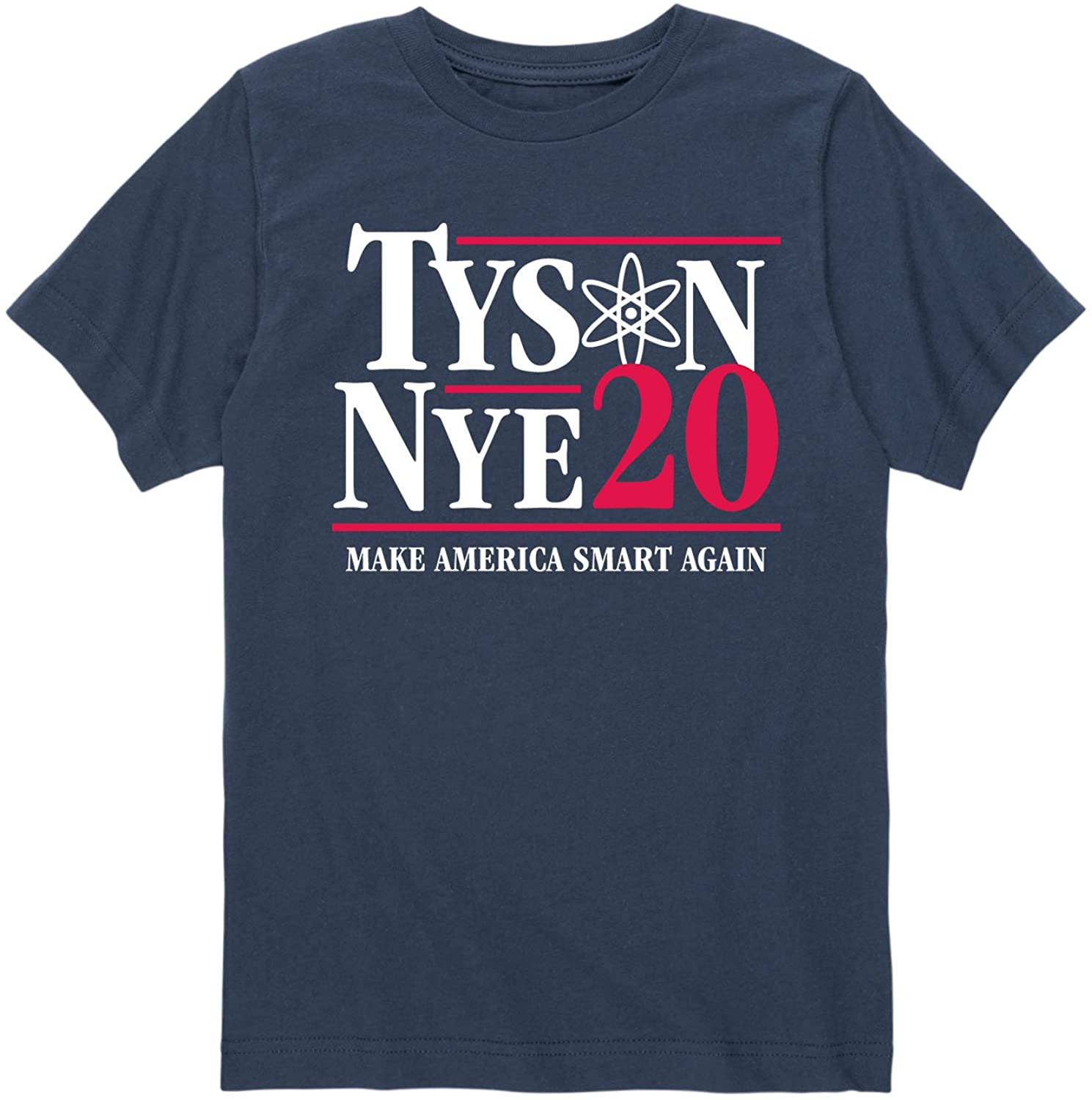 Instant Message Tyson Nye 2020 - Youth Short Sleeve Graphic T-Shirt