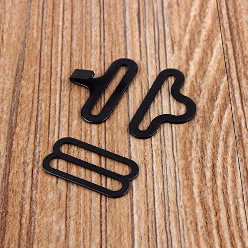 Tool Parts Black 50 Sets Bow Tie Clip Hardware Cravat Clips Hook Fastener For Necktie Strap Plated Collar Tie Buckle Best Price