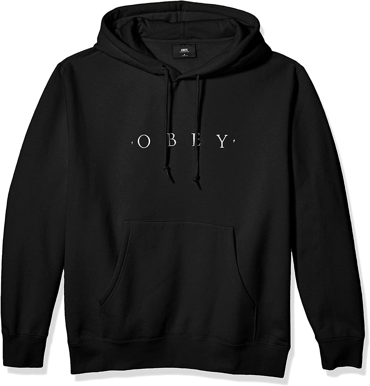 Obey Men's Nouvelle Ii Hood