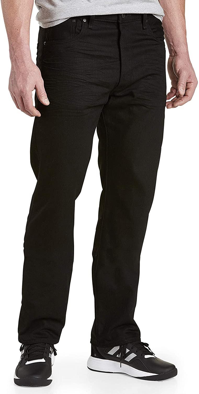 Levi's Classic 501 Jeans, Polished Black, 42W X 36L