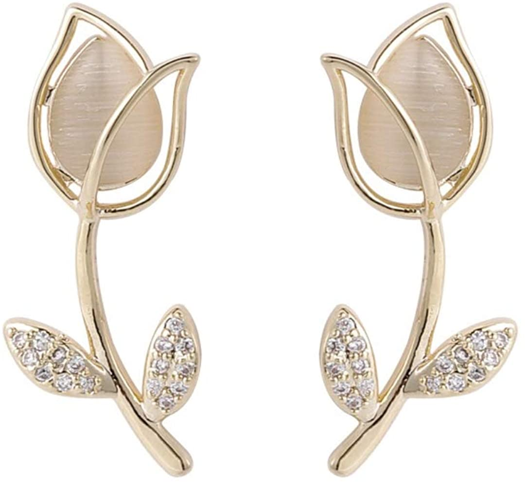 925 silver needle temperament tassel earrings girl fashion air wild earrings show face thin short hair earrings