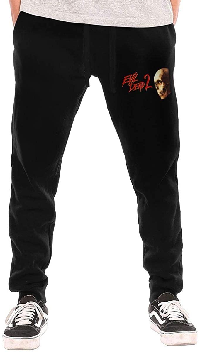 NOT Evil Dead Sports Leisure Men's Long Pants