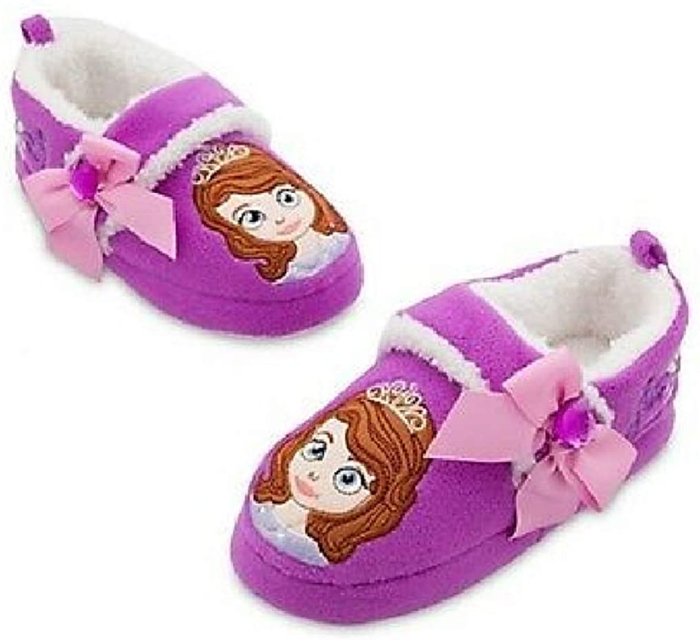 Sofia Slippers for Girls - Size 11/12 - New with Tags Purple