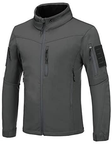 HYPEROPS PANO-Softshell Jacket/Charcoal