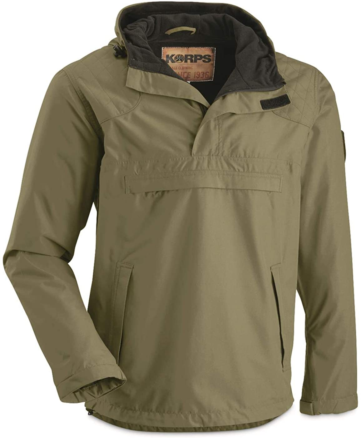 Surplus Italian Military Waterproof Windproof Anorak, New