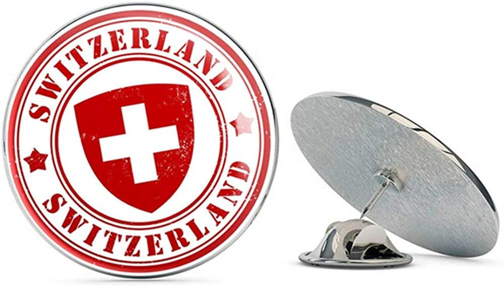 Switzerland Round Metal 0.75