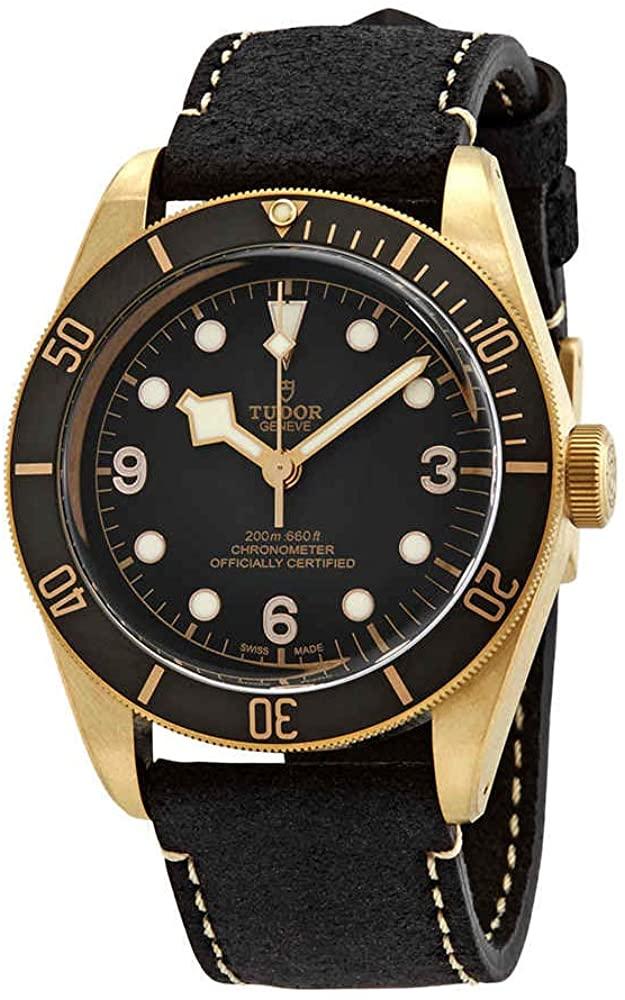 Tudor Divers Black Bay Bronze Grey Dial