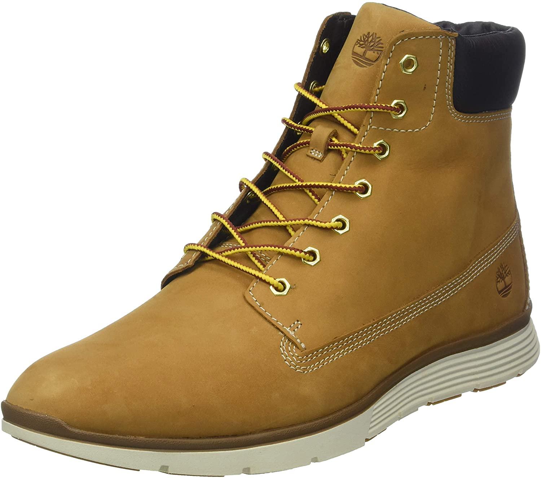 Timberland Mens Killington 6 Inch Nubuck Boots