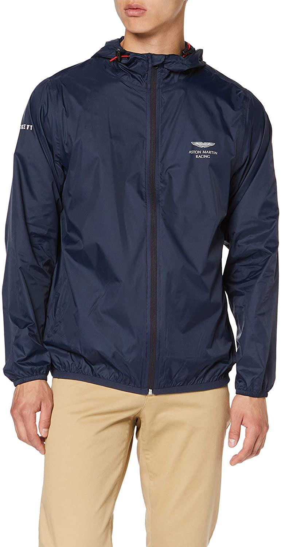 Hackett - Fine Jacket for Wind and rain Man HM402230 595