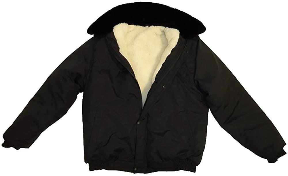 Russian Military Army Winter Camo Black BDU Jacket Uniform Size 2XLarge XXL or 54